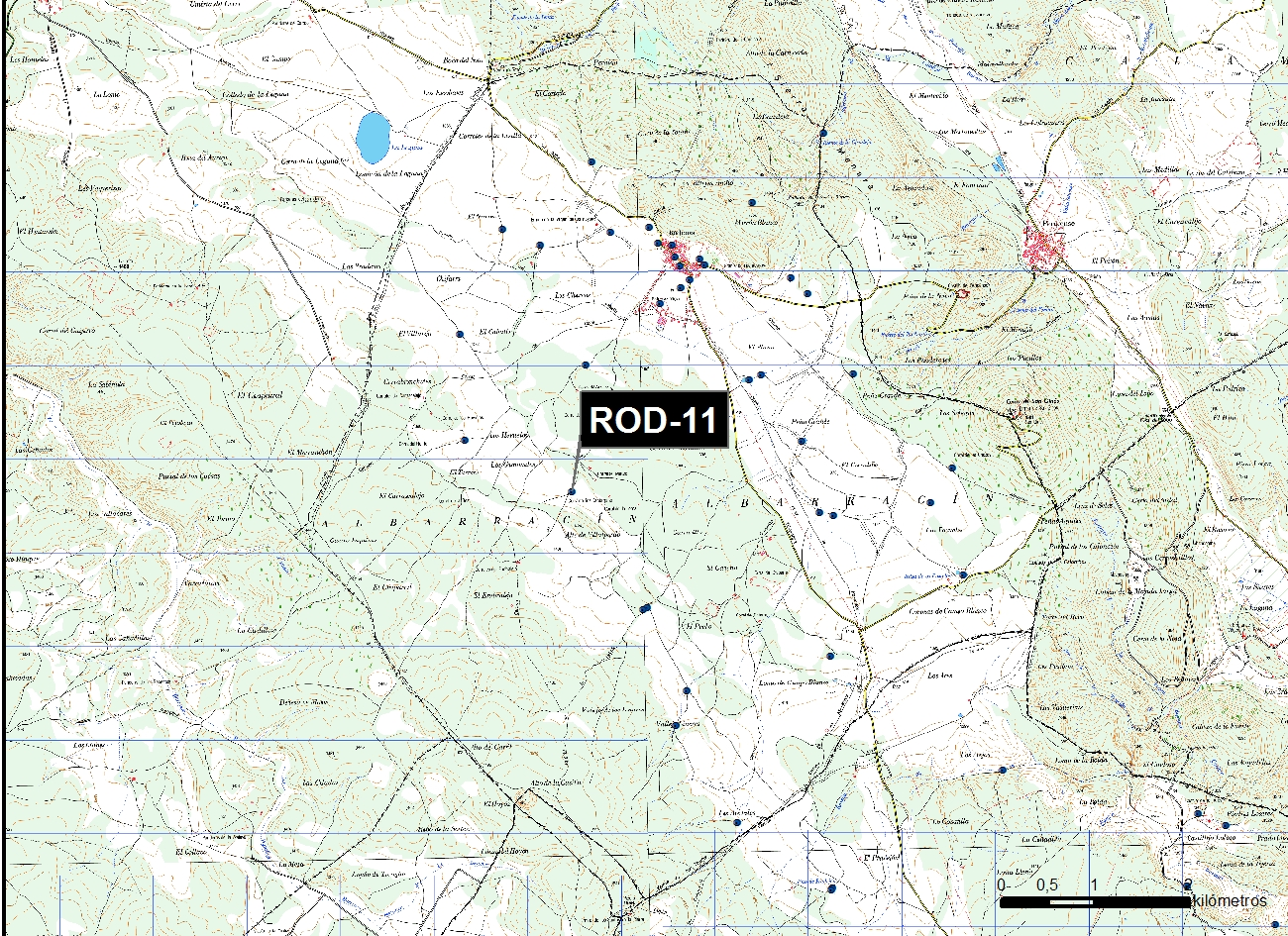 ROD_11_M.V.LOZANO_ POZO VILLARPARDO_MAP.TOPO 1