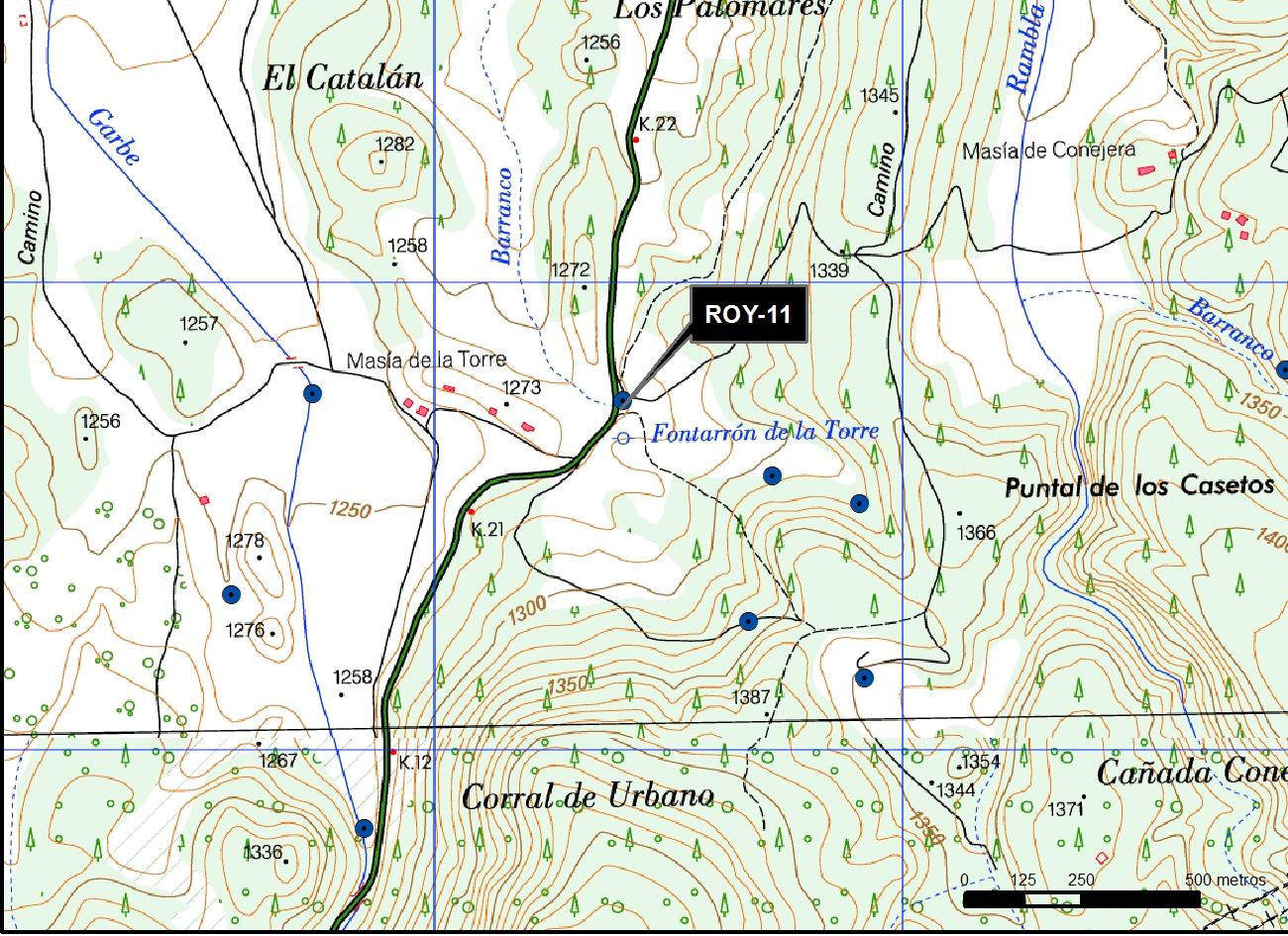 ROY_11_M.V.LOZANO_ FONTARRÓN DE LA TORRE_MAP.TOPO 2