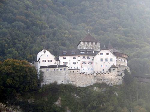 Vaduz - Schloss - 1