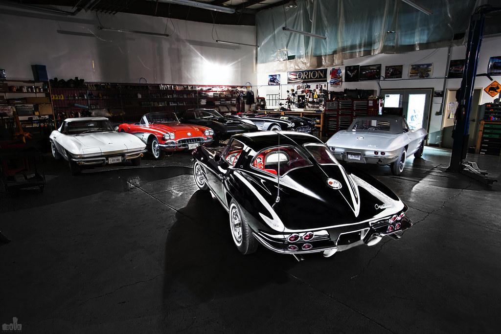 1963 Splitback Corvette