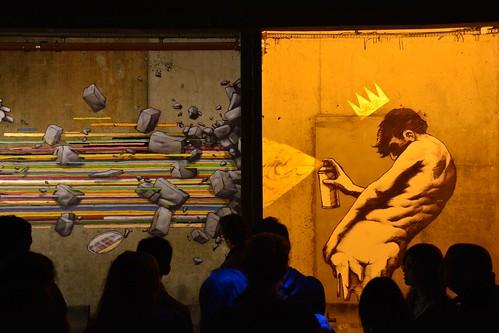 Paris, Nuit Blanche 2014 | by EclairagePublic.eu