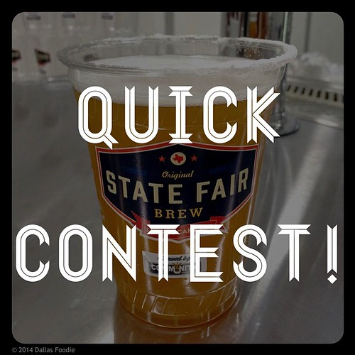 Who wants to go to State Fair of Texas with me to experience the Chevy VIP blogger treatment—free admission, free parking, test drive the 2015 Chevy Camaro, Colorado and Volt, eat free fried food, and meet other bloggers— TONIGHT at 5-9pm? To be entered t Photo