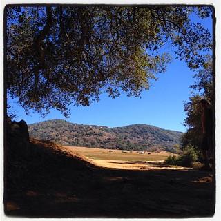 California mountain hike. #airstreamdc2cali