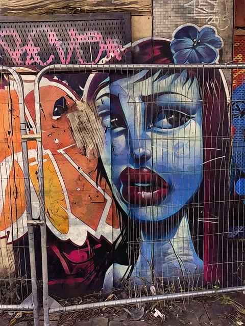CP - 17 week 10 Brighton graffiti