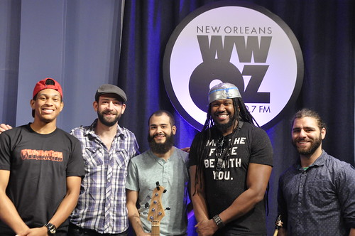 2017 Spring Pledge Drive Highlights & Thanks - Day 9 | WWOZ New