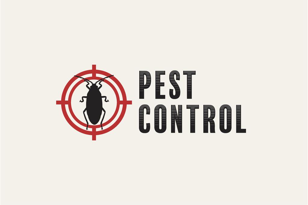 New To You >> Generic Pest Control Logo   A generic logo for pest ...