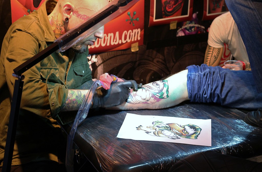 2017 Rotterdam Tattoo Convention 2017 Rotterdam Tattoo Con