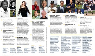 University of Michigan Notable Alumni | by Peter Morville