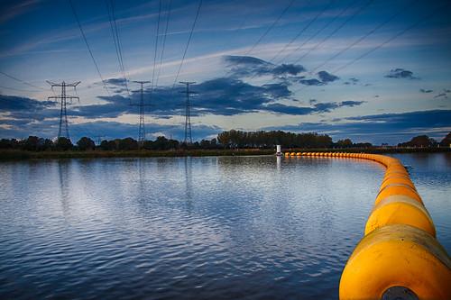 thenetherlands powerlines maas limburg linne hdrset hdr1343