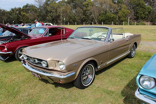 1965 Ford Mustang GT Convertible | by Sicnag