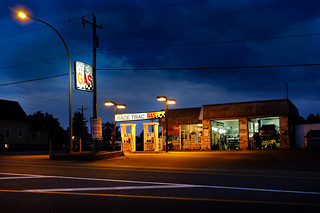 Race Trac Gas Station | by kayugee