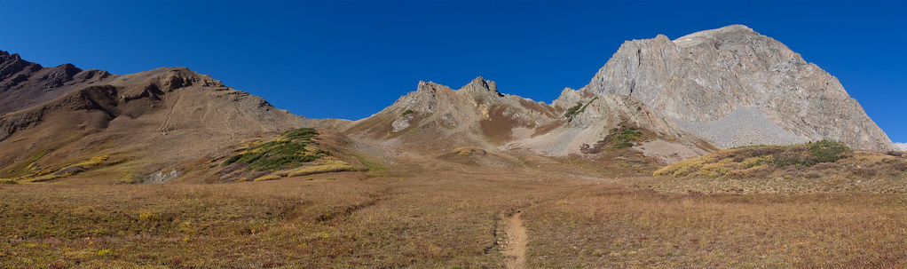 Approaching Trail Rider Pass | Jesse Varner | Flickr