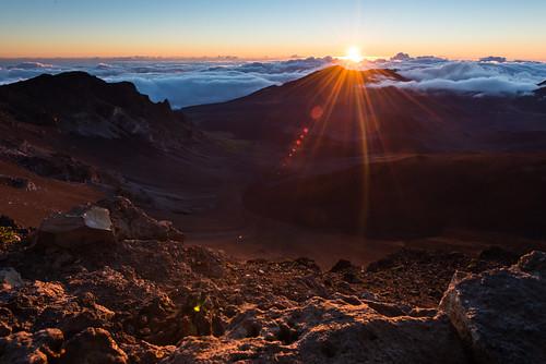 Haleakala Sunrise | by Morris Hersko