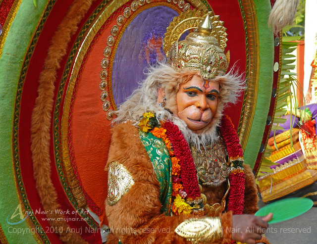 The Lord Hanuman, the best among intelligent people