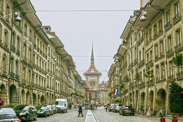 Kramgasse, Bern - Switzerland