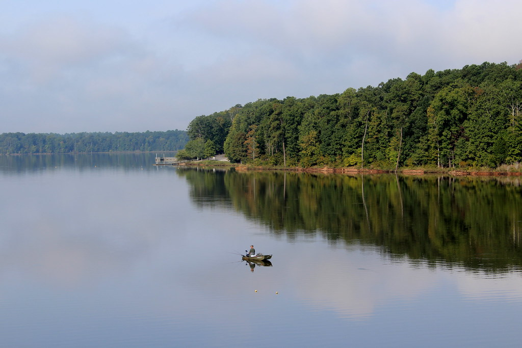 Happy October!  Gone fishing