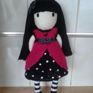free amigurumi doll patterns pdf printable - slubne-suknie.info | 320x320