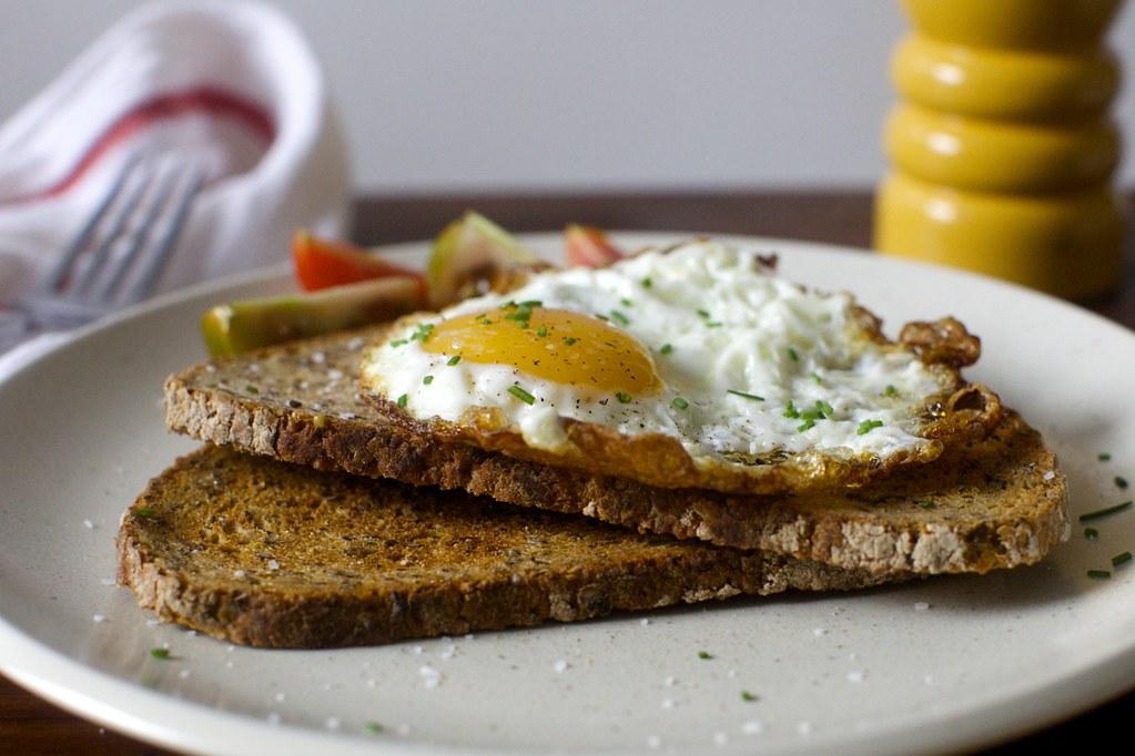The Crispy Egg On Smittenkitchen Com Deb Flickr