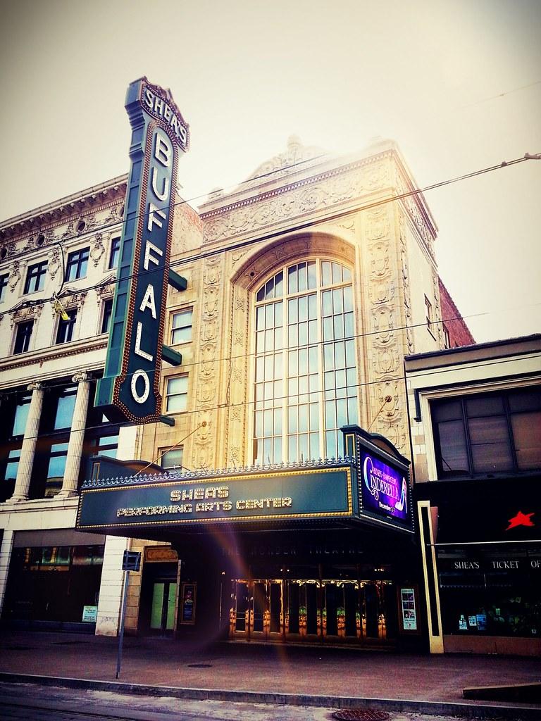 "Shea's Performing Arts Center. Buffalo, New York | ""Shea's ..."