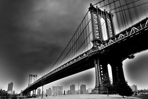 Manhattan Bridge, DUMBO, New York