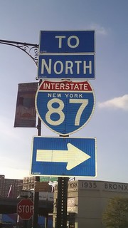 Interstate 87 | by The All-Nite Images