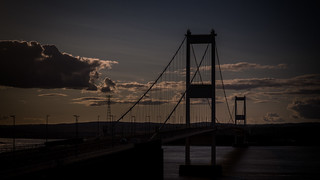The old Severn Bridge | by The-E