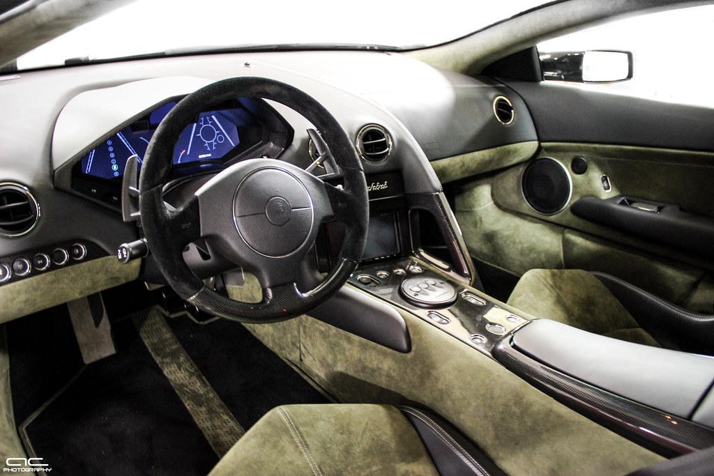 Lamborghini Reventon Interior Photo Taken At The Lingenfe Flickr