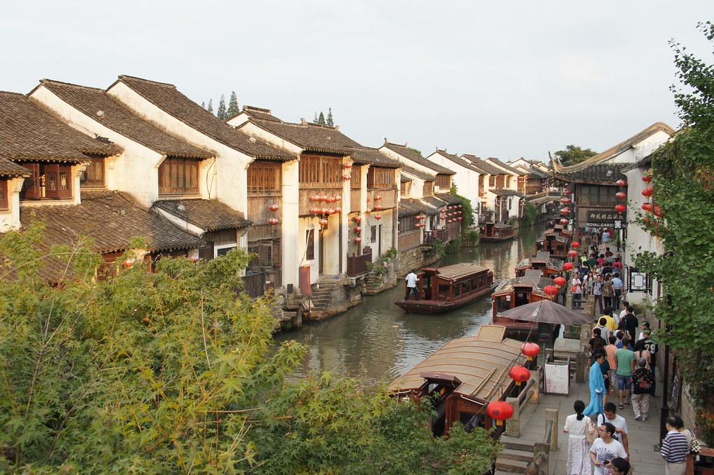 Suzhou, China, September 2014