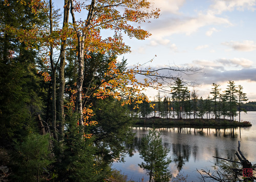 sunset evening tully tullylake zeiss28 fall2014