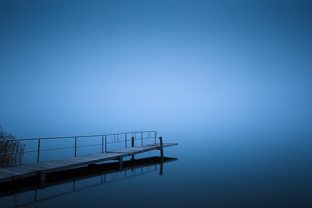 A Calm Misty Morning