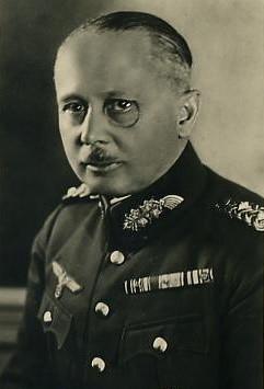 El General Werner Von Fritsch