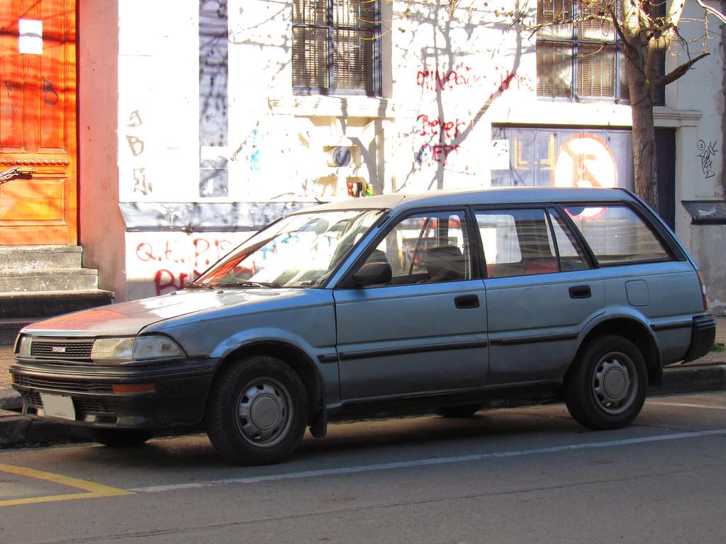 Kekurangan Toyota Corolla 1989 Perbandingan Harga