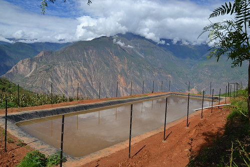 Riego tecnificado en Ancash | by Duke Energy Perú