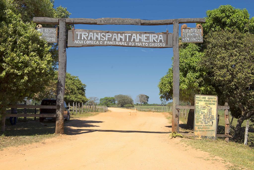 Transpantaneira,  Poconé, Estado de Mato Grosso, Brasil