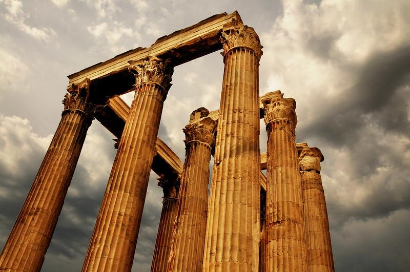 columns (half way)