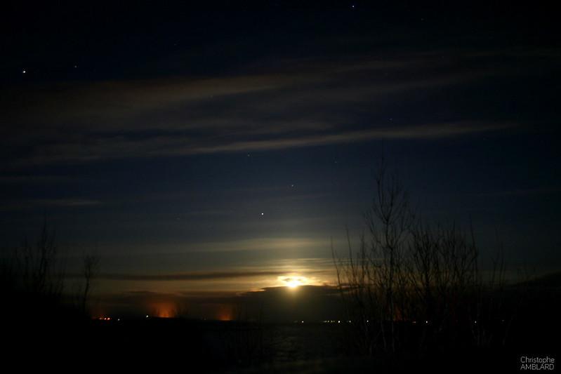 Le soleil se couchent, les aurores se lèvent
