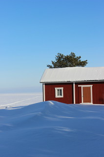 Winter | by Leena Vaahtera