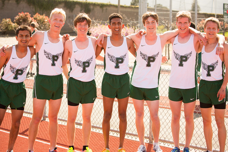 Paly Varsity Distance Runners
