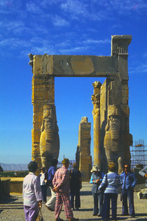 Found Photo - Iran - Persepolis - Archeological Site 01.tif