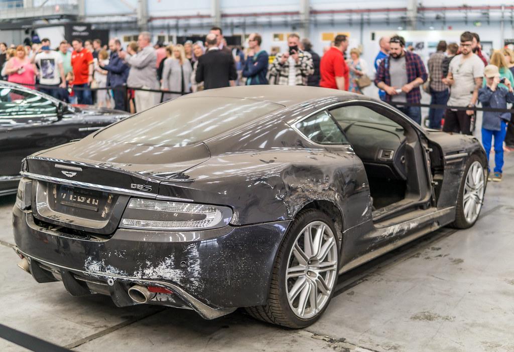 Aston Martin Dbs Quantum Of Solace Pistonheads Sunday Se Flickr