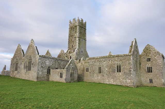 Ross Errilly Abbey