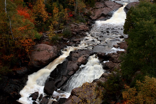 Beaver River Falls - Beaver Bay, MN | by Naturalist - Photographer
