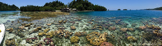 Togean Islands circumnavigation adventure