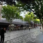 George Street at cinemas, artists's impression