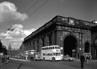 Central Station, Newcastle upon Tyne, 1956 | by Tyne & Wear Archives & Museums
