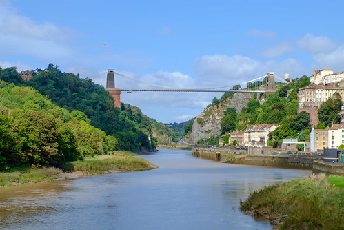 Clifton Suspension Bridge | by mawinter photo