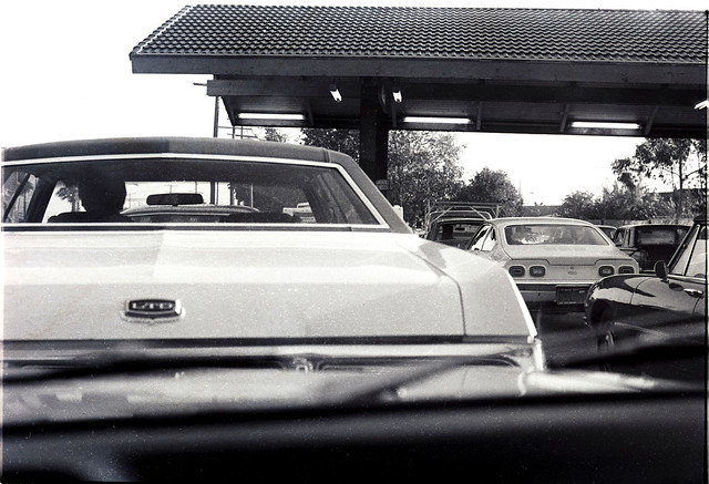 Gas lines 1973