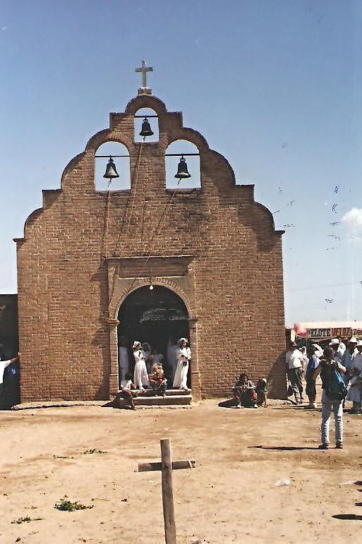 Tehueco (El Fuerte)