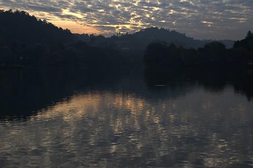 lake lago natura landscape paesaggio alba nikond7000 sky