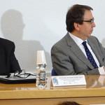 Fernando Galván, rector de la universidad de Alcalá